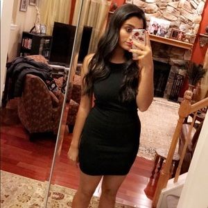 Charlotte Russe Tight Black Dress
